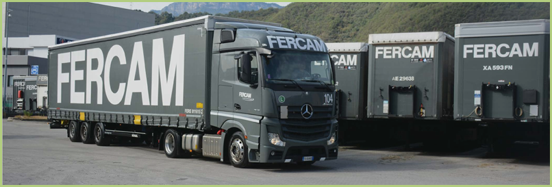 Der transport - Unser Carrier Partner - Fercam Austria